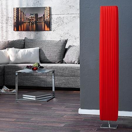Stehlampe LOOP Rot 120cm Höhe - 3