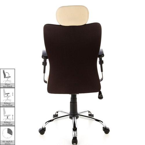 b rostuhl moskau schwarz beige portofrei g nstig online kaufen cag onlineshop designerm bel. Black Bedroom Furniture Sets. Home Design Ideas