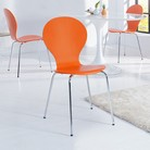 Stuhl JACOBSEN Orange