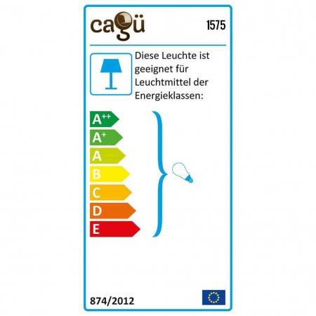 XL Stehlampe TULIPA Chrom glänzend mit Marmorfuß Schwarz 200cm Höhe - 8