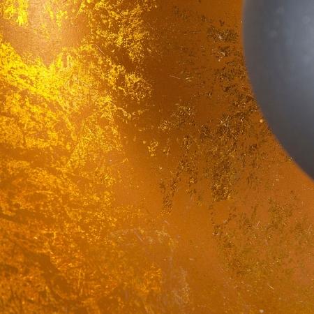 Stehlampe SPOT Schwarz-Gold 160cm Höhe verstellbar - 4
