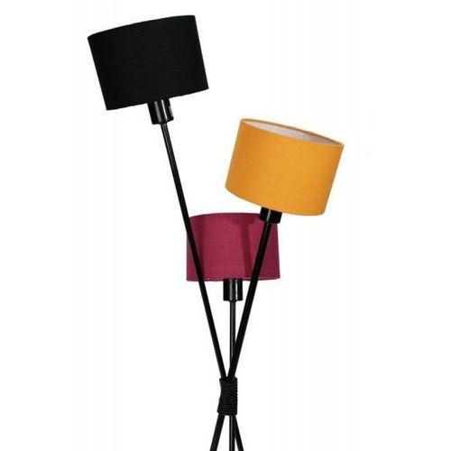 Stehlampe IRIS Schwarz-Bunt 150cm Höhe - 3
