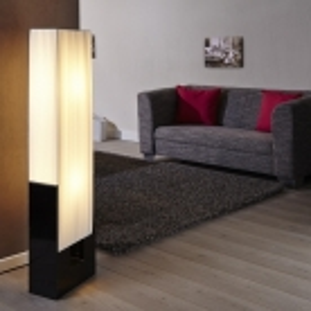 Stehlampe KOBE Weiß 120cm Höhe - 1
