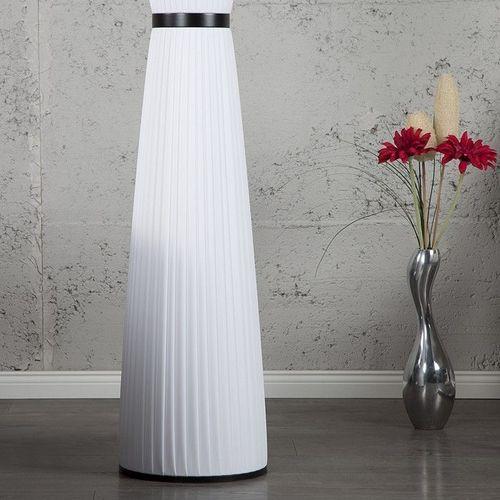 XL Stehlampe LOOP Weiß Rund 165cm Höhe - 3