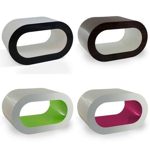 MADE in UK: Retro Lounge TV-Tisch LEO 60cm in 24389 Farbkombinationen! - 1