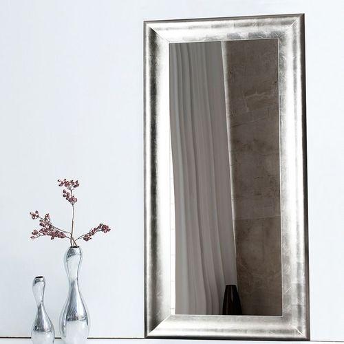 XXL Romantischer Wandspiegel AVIGNON Silber Antik 180cm x 80cm | Vertikal oder horizontal aufhängbar! - 1