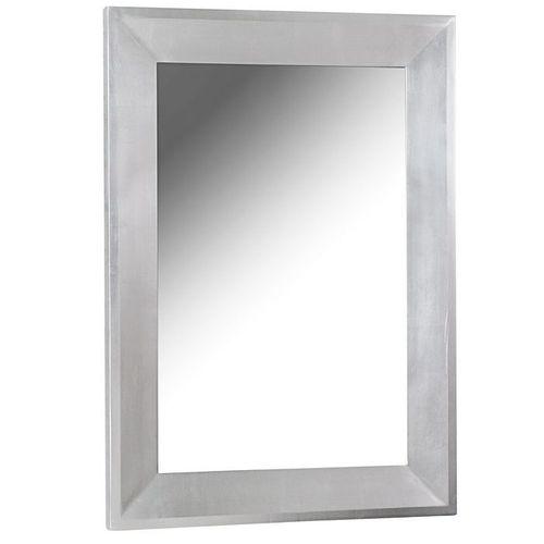 Zeitlos eleganter Wandspiegel DANA Silber 110cm x 90cm | Vertikal oder horizontal aufhängbar! - 2