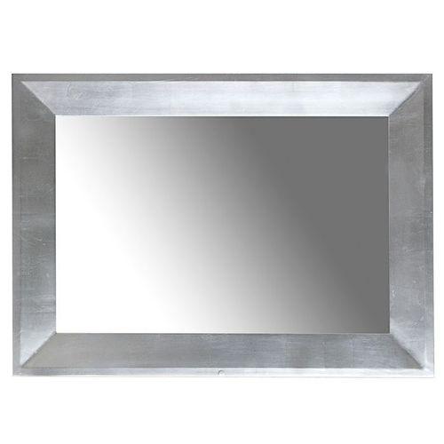 Zeitlos eleganter Wandspiegel DANA Silber 110cm x 90cm | Vertikal oder horizontal aufhängbar! - 3