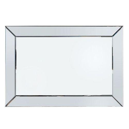 Eleganter Wandspiegel IMPRESSION mit Spiegelrahmen 90cm x 60cm | Vertikal oder horizontal aufhängbar! - 3