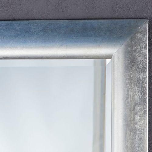 XXL Zeitlos Romantischer Wandspiegel LILLE Silber in Klassik-Design 180cm x 85cm | Vertikal oder horizontal aufhängbar! - 2