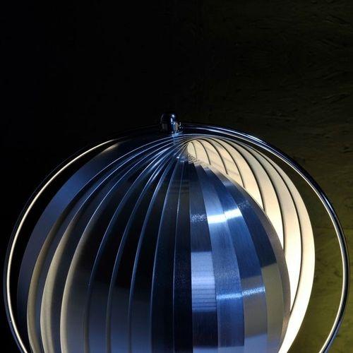 Tischlampe BOLA Chrom 42cm Höhe - 2