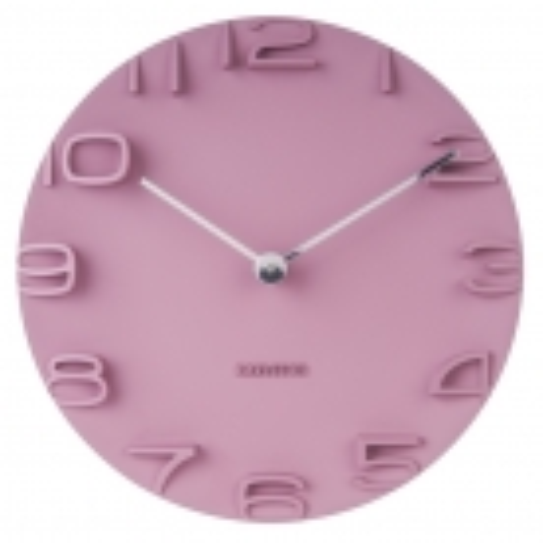 Wanduhr ROCK Pink 42cm Ø - 2