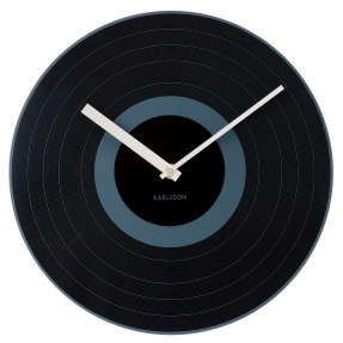 Wanduhr PLATINUM RECORD 31cm Ø - 4