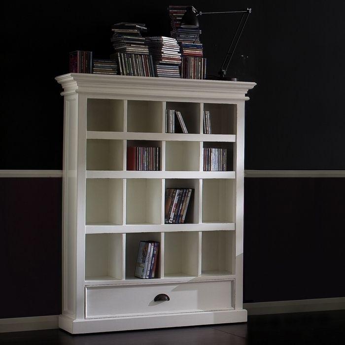 mahagoni regal b cherregal josephine 3 antikwei 100 x 130cm im landhausstil cag onlineshop. Black Bedroom Furniture Sets. Home Design Ideas