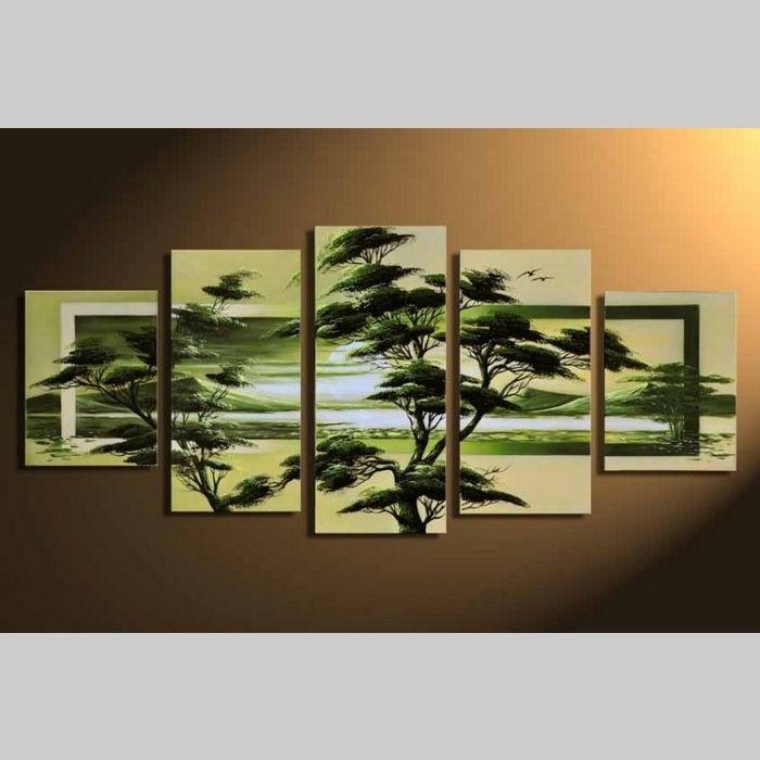 Картины из частей своими руками фото