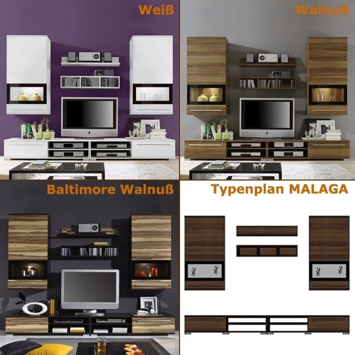 2 t riger kleiderschrank la mer schrank haus form wei. Black Bedroom Furniture Sets. Home Design Ideas