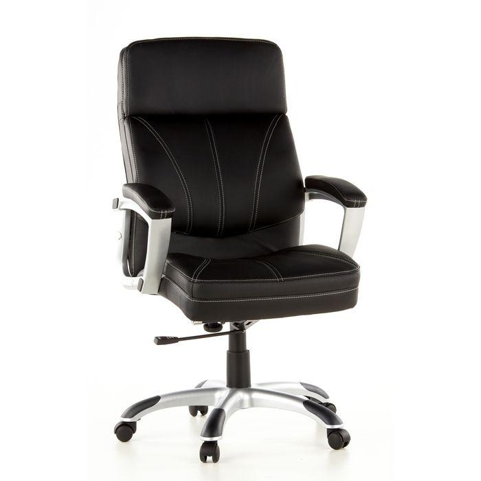 chefsessel cambridge schwarz portofrei g nstig online. Black Bedroom Furniture Sets. Home Design Ideas