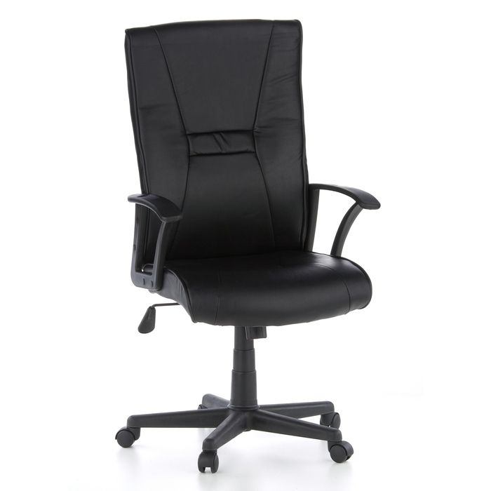chefsessel london schwarz echt leder portofrei online kaufen cag onlineshop designerm bel. Black Bedroom Furniture Sets. Home Design Ideas