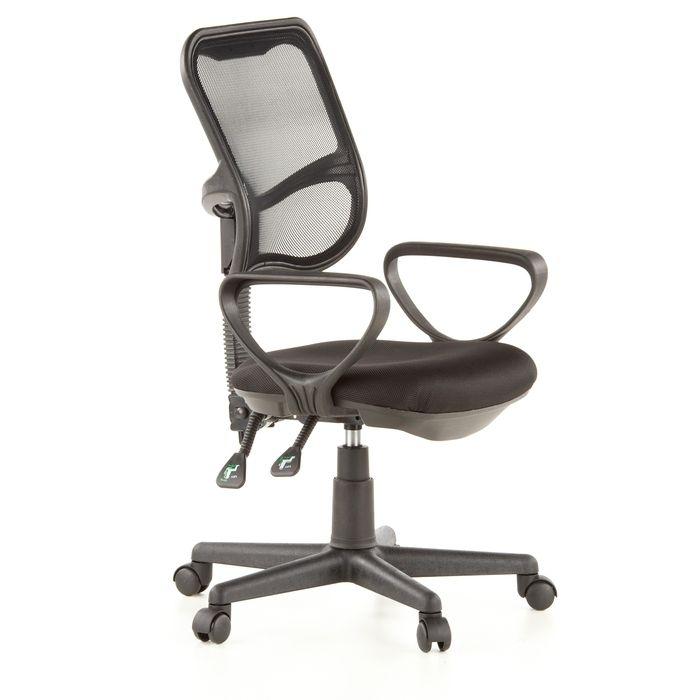 b rostuhl bukarest schwarz portofrei g nstig online kaufen cag onlineshop designerm bel. Black Bedroom Furniture Sets. Home Design Ideas