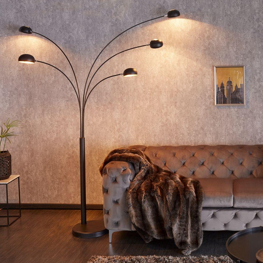 stehlampe designklassiker. Black Bedroom Furniture Sets. Home Design Ideas