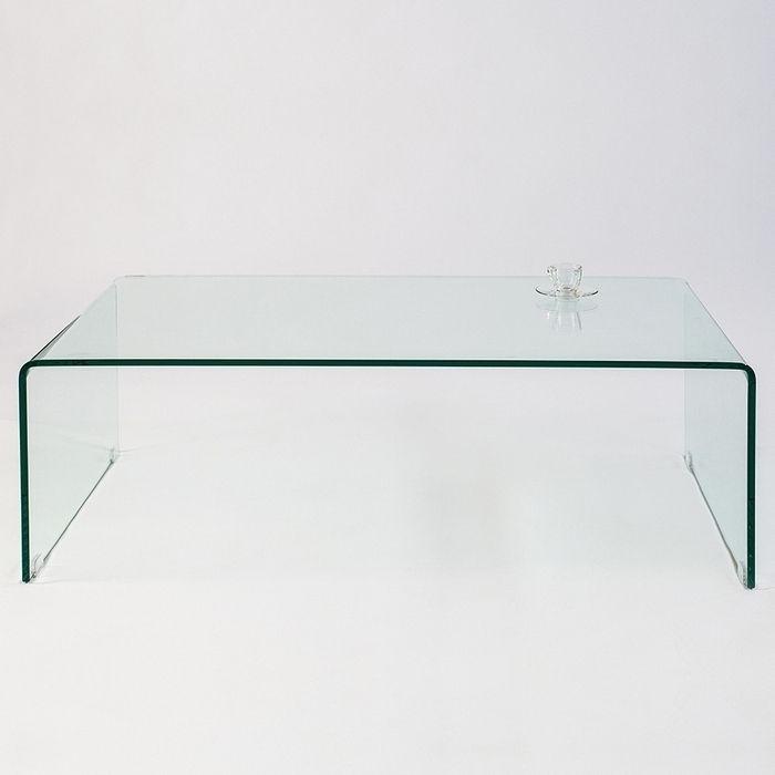 glas couchtisch mayfair transparent 110cm g nstig portofrei kaufen cag onlineshop. Black Bedroom Furniture Sets. Home Design Ideas