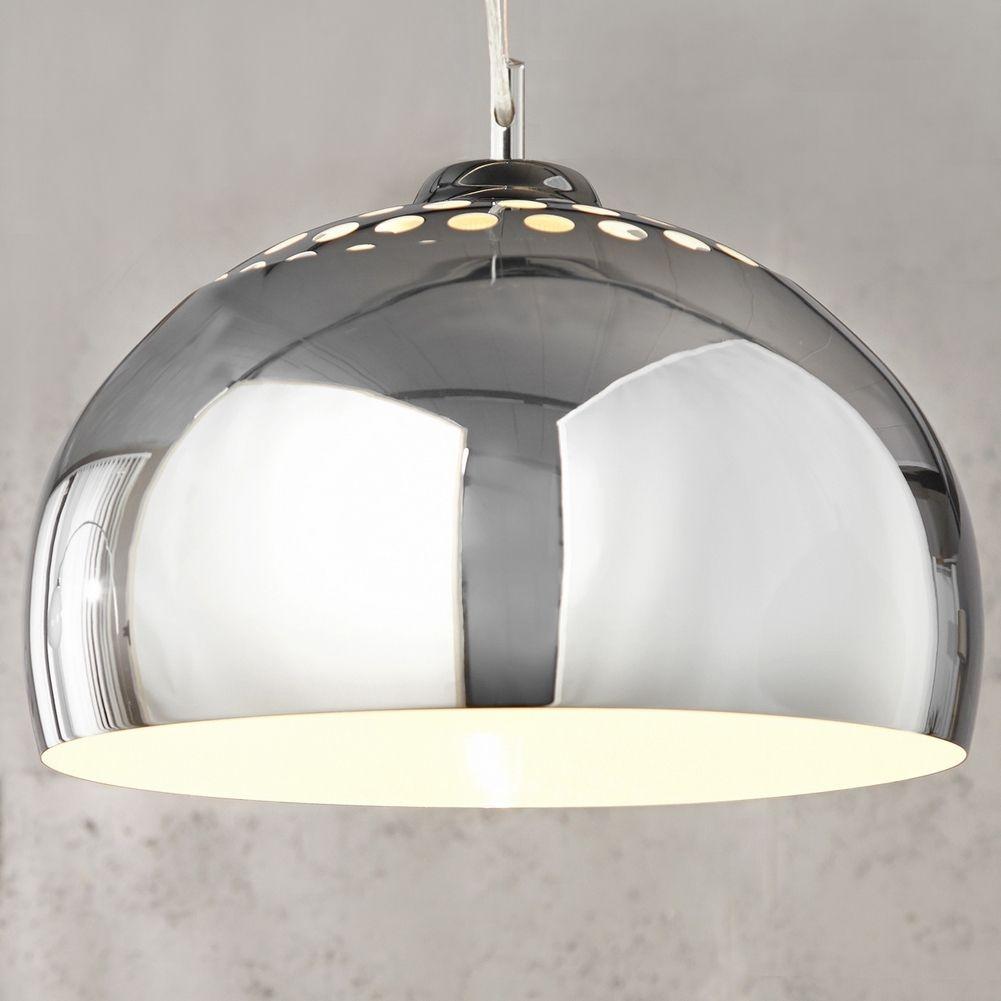 design h ngelampe globus ii chrom 36cm portofrei kaufen cag onlineshop designerm bel. Black Bedroom Furniture Sets. Home Design Ideas