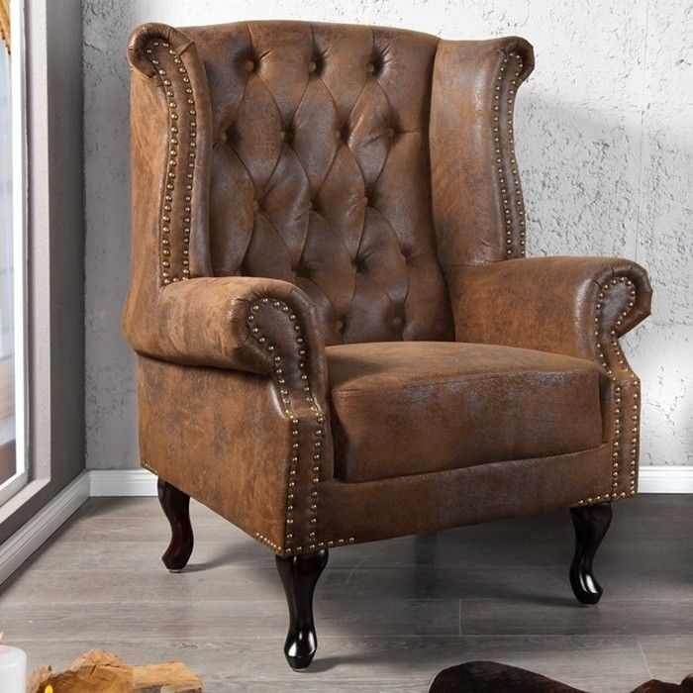 ohrensessel englischer free ohrensessel la casa. Black Bedroom Furniture Sets. Home Design Ideas