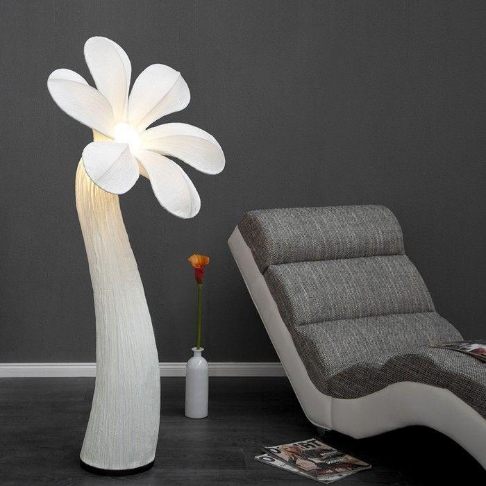 xl extravagante designer stehlampe stehleuchte magnolia. Black Bedroom Furniture Sets. Home Design Ideas