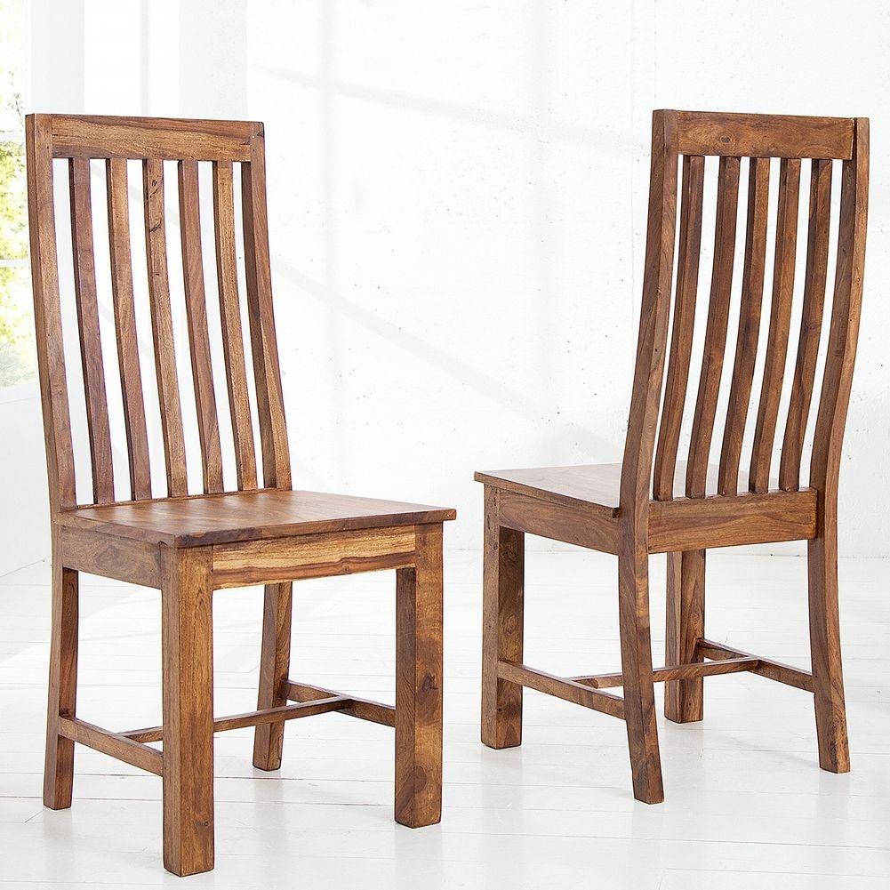 Stuhl aus Sheesham