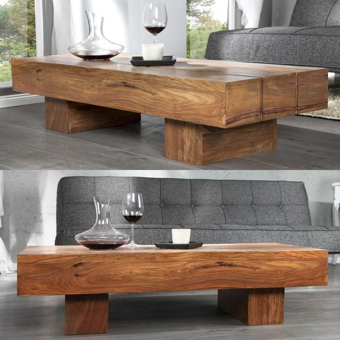 couchtisch beistelltisch salem sheesham massiv holz gewachst 120cm x 45cm neu ebay. Black Bedroom Furniture Sets. Home Design Ideas