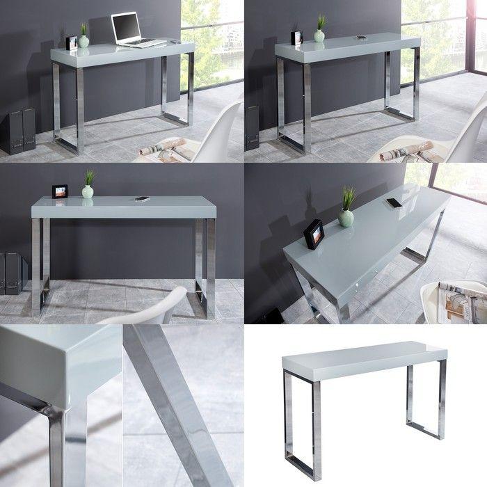 Designer Schreibtisch Weiß 2021