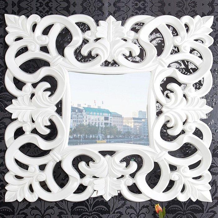 Romantischer Wandspiegel