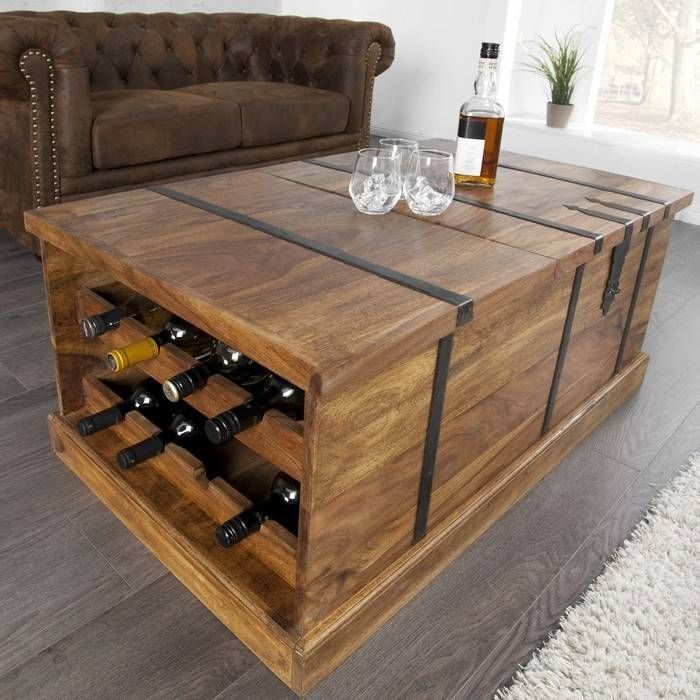 couchtisch hausbar agra sheesham massiv holz gewachst 100cm x 60cm portofrei kaufen cag. Black Bedroom Furniture Sets. Home Design Ideas