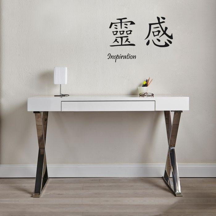 Schreibtisch Design Weiß 2021