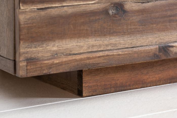 sanders hochbett kinderbett fanny cabin 90x200cm h. Black Bedroom Furniture Sets. Home Design Ideas