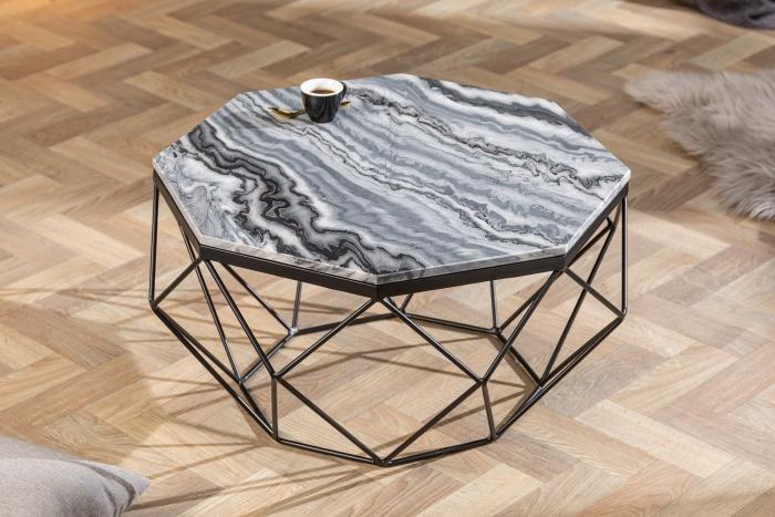 tv tisch couchtisch bowl hochglanz schwarz 120cm. Black Bedroom Furniture Sets. Home Design Ideas