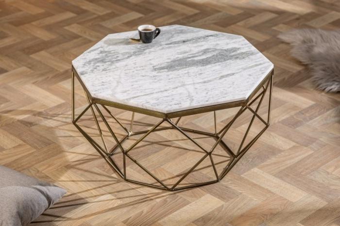 esstisch tisch ibiza wei trompetenfu 110cm rund ebay. Black Bedroom Furniture Sets. Home Design Ideas