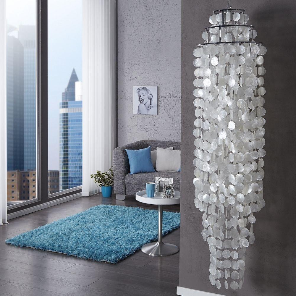 Design Hngelampe SHELL Wei 150cm Hhe Portofrei Kaufen