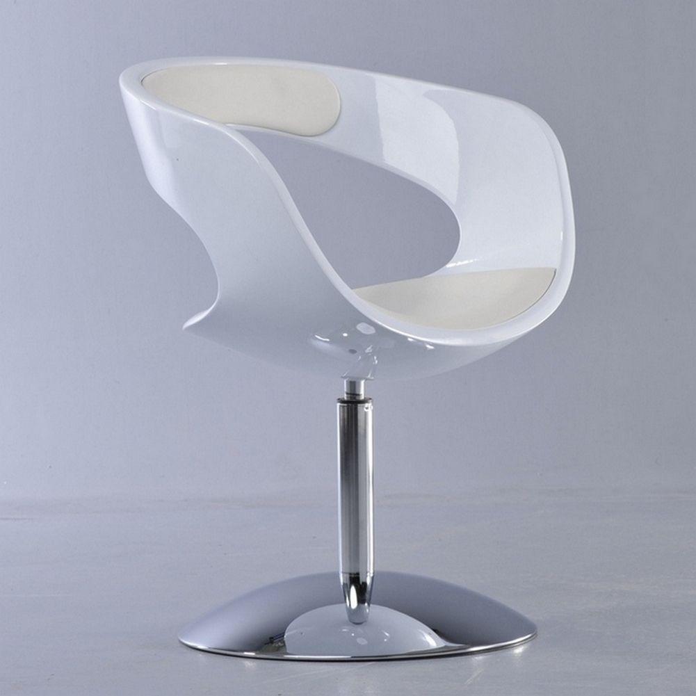 Loungesessel weiß  Designer Retro Lounge Sessel Cocktailsessel HELSINKI Weiß drehbar ...