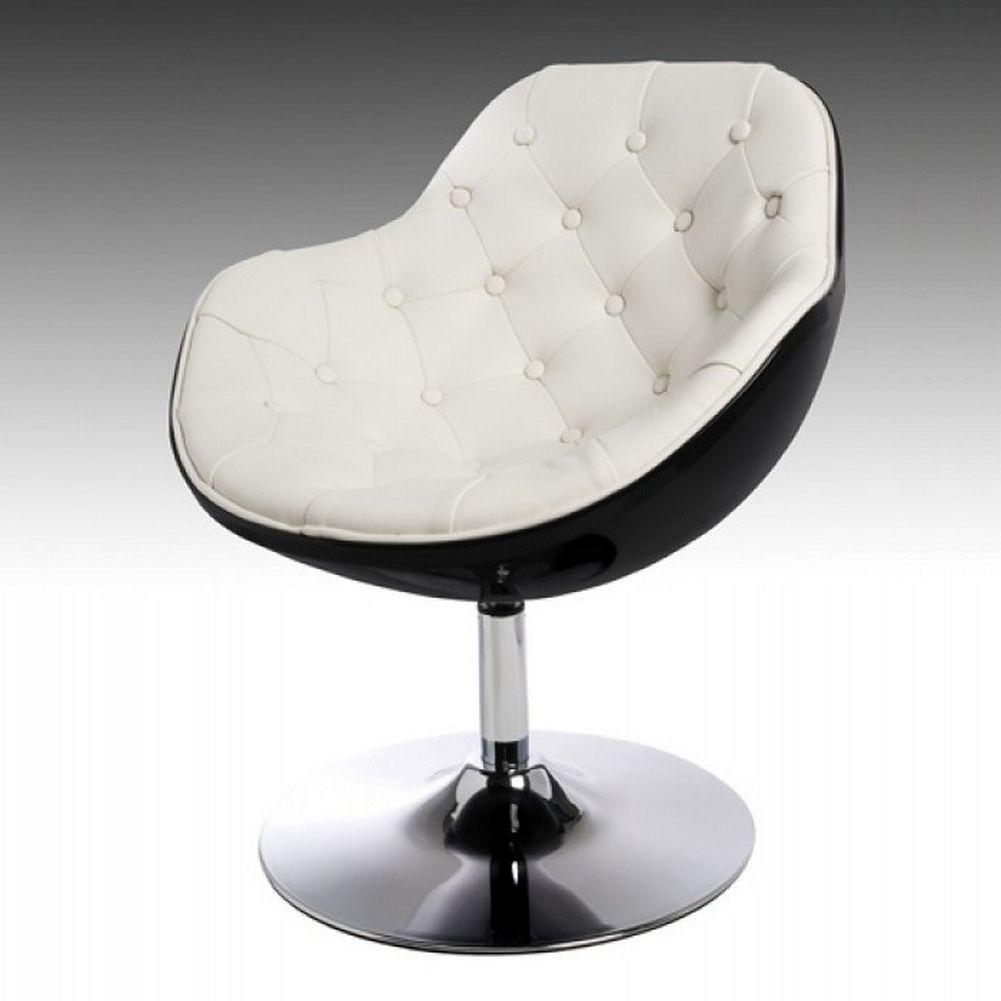 Cocktailsessel weiß  Designer Retro Lounge Sessel Cocktailsessel KOPENHAGEN mit Köpfen ...