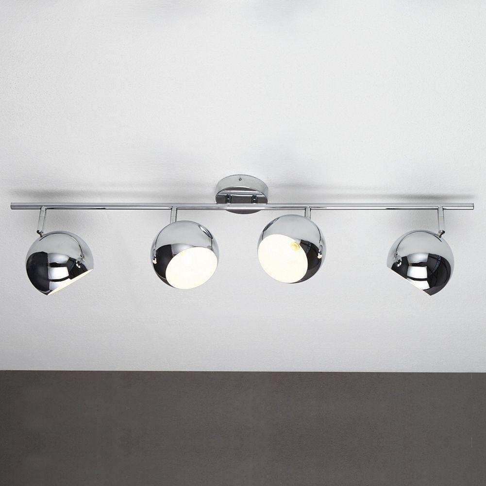 4er set h ngelampe uranus chrom 105cm l nge portofrei. Black Bedroom Furniture Sets. Home Design Ideas